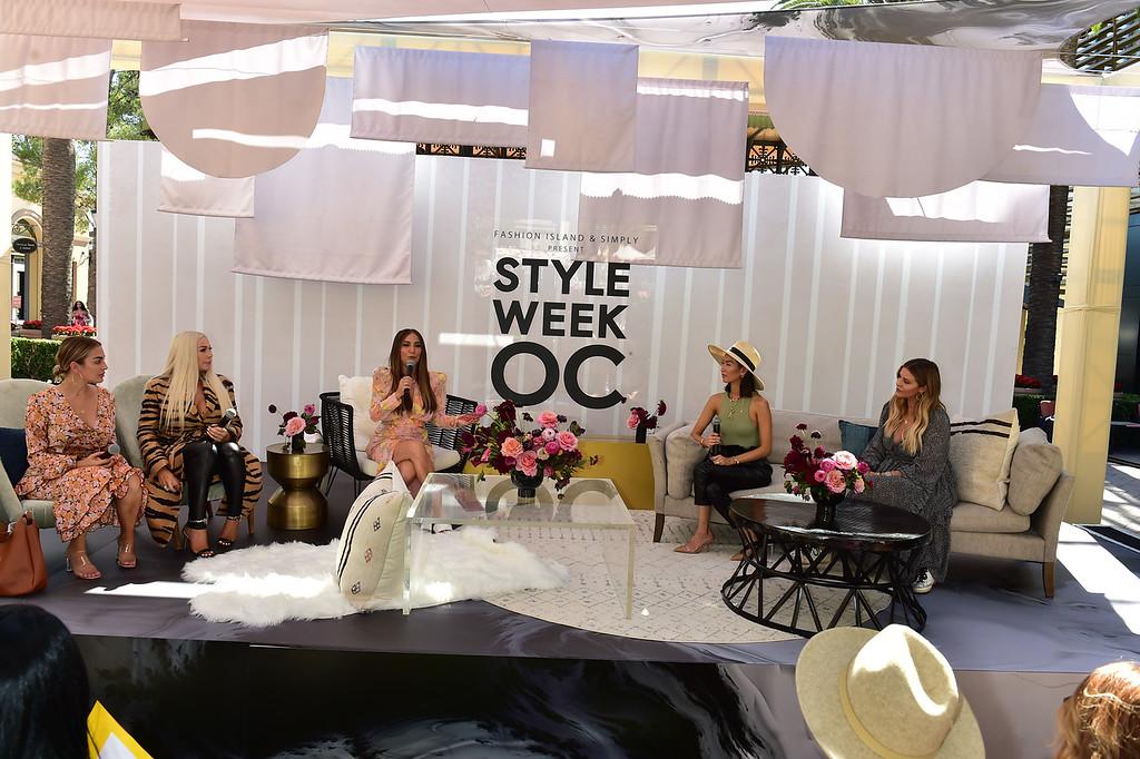 Beauty Influencers Talk Suncare at StyleWeek OC – BeautyDabble