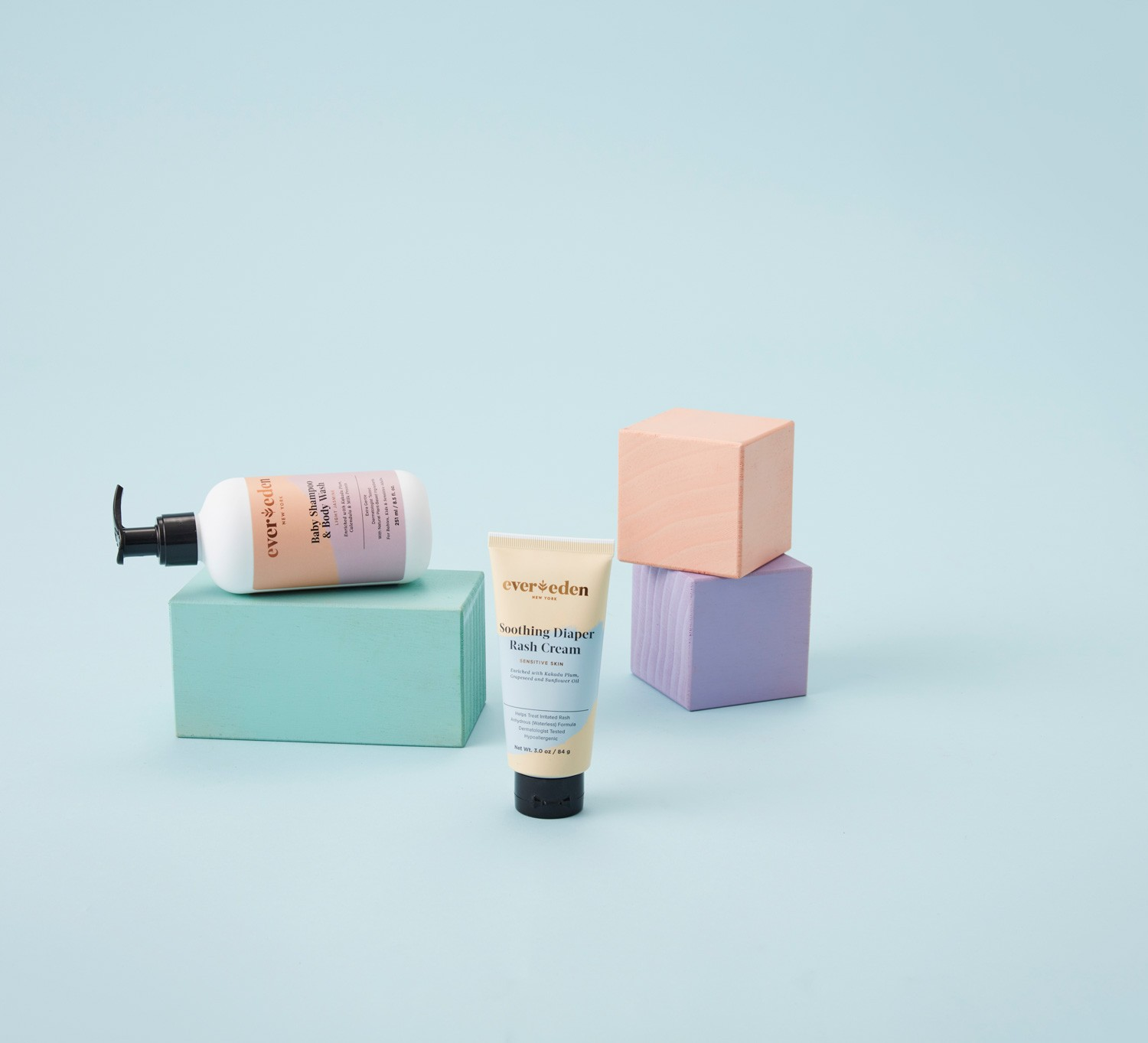 Conscientious Brand EverEden Seeks to Fill a Void in the World of Children's Skincare