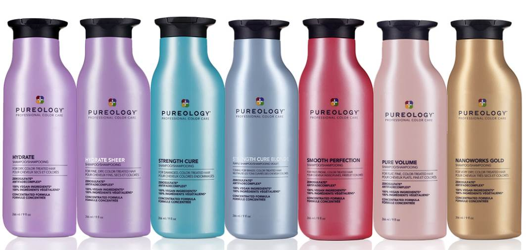 Pureology, Pioneer in Vegan Haircare, To Unveil New Look & Formulas