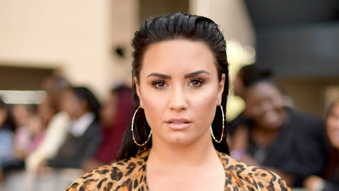 Demi Lovato's Edgy New 'Do