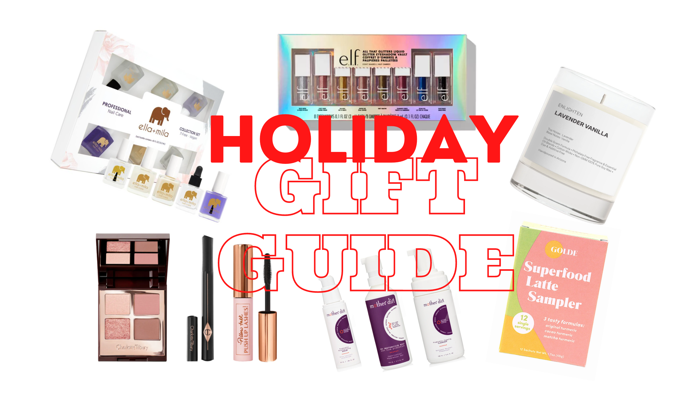 Our Holiday Gift Guide